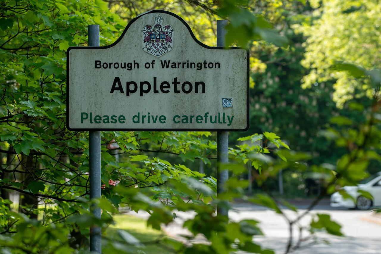 Appleton Sign
